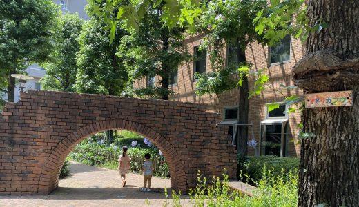 佃公園|虫取りやザリガニ釣りも!隅田川沿いで自然を感じられる公園