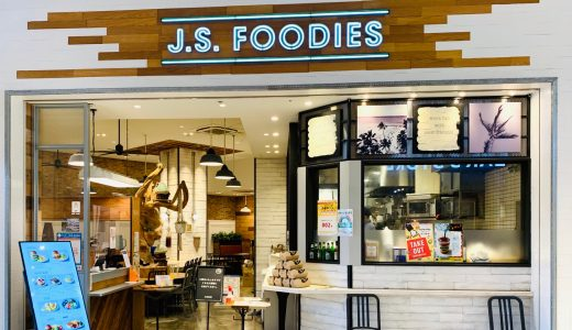 豊洲|おしゃれな店内で豪華なハンバーガーを「J.S.FOODIESららぽーと豊洲店」