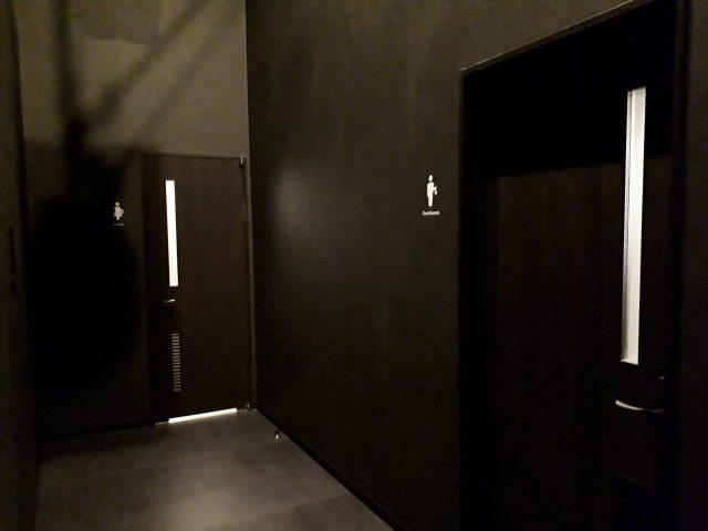 アートアクアリウムトイレ