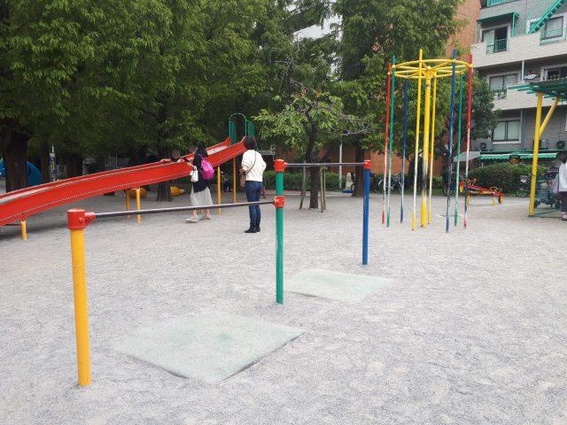 あかつき公園遊具
