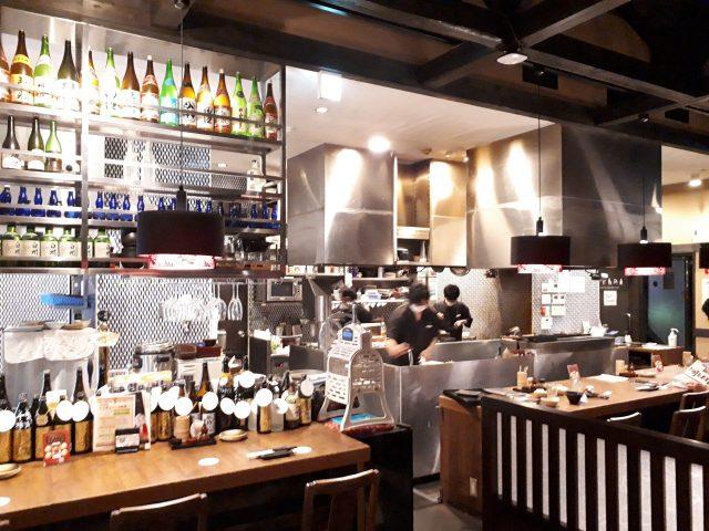 鶏鬨新川キッチン