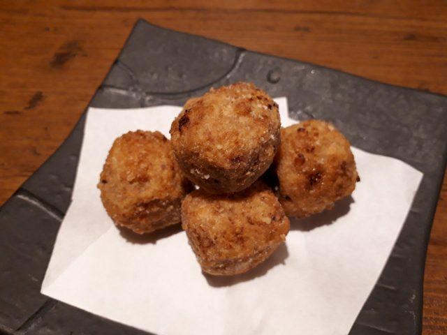 鶏鬨新川店里芋