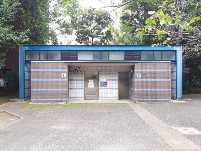 桜川公園_トイレ