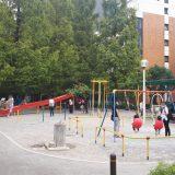 あかつき公園(保健所側)