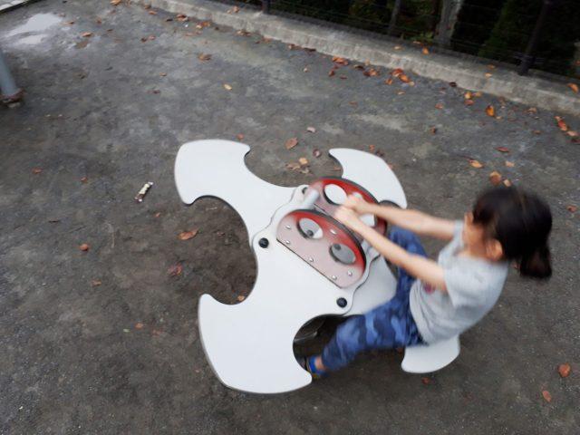 月島三丁目児童遊園遊具