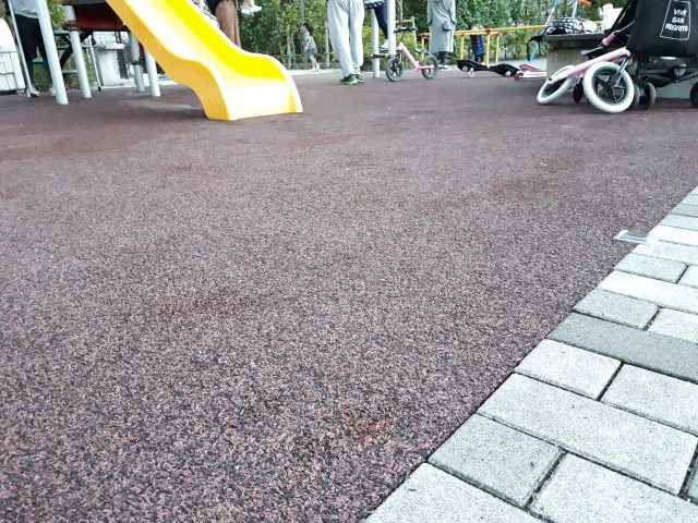 月島三丁目児童遊園設備