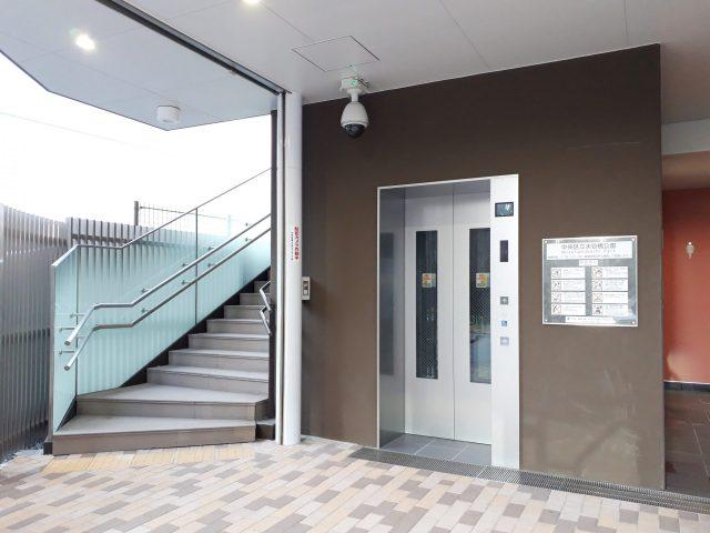 水谷橋公園_設備エレベーター