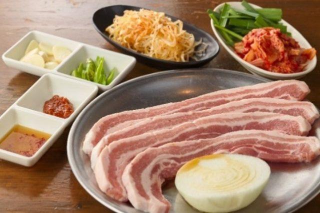 提携店韓国食堂チャン