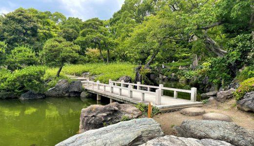 清澄庭園|石の道を歩いて生き物や歴史にふれあう!美しい眺めを楽しむ「清澄庭園」