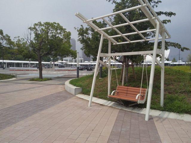 シンボルプロムナード公園 花の広場